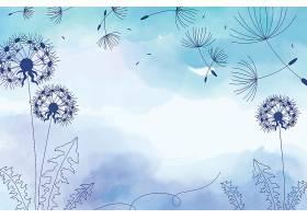用花卉设计复制空间背景_122630760102