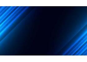 蓝色发光对角线抽象背景设计_98338130101