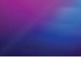 蓝色和紫色渐变的抽象设计背景_105472260101