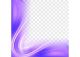 紫色波浪形背景