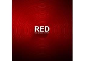 抽象闪亮的圆形红色背景_29092050101