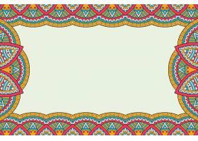名片复古装饰元素观赏花卉名片东方图_129196180101