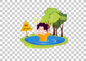 水深危险禁止游泳