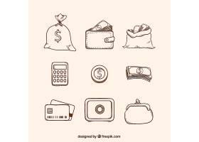 一包货币和其他货币物品_101