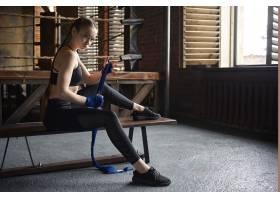 人运动健身活动健康的概念活跃的_10897775