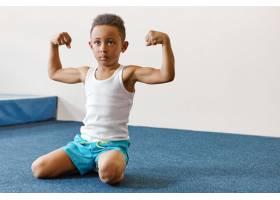 力量健康的生活方式活动活力和运动理_11529078