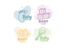 Baby徽标集合_10559110