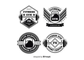 CrossFit励志标志平面设计集锦_4928044