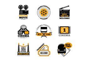 电影院和电影标签_3907771