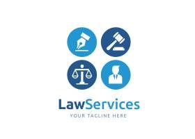 法律标志模板设计_1045359