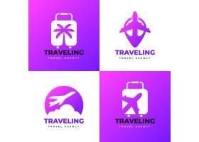 旅游徽标模板集合_9336548