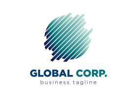 全球公司徽标_838045