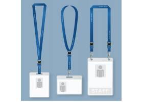 逼真设计的身份证文具_9894921