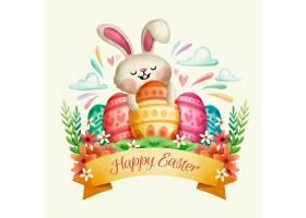 手绘复活节活动_12628319