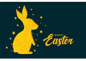 拉布和明星复活节庆祝活动背景_7550973