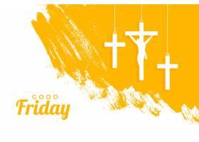 悬挂十字架的神圣耶稣受难日活动_13197610