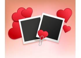 爱情相框构图_5150503