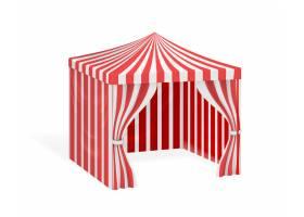 用于户外派对活动的嘉年华帐篷马戏团的条_13031484