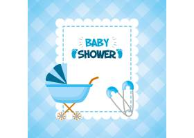 婴儿送礼会的装饰_5725121