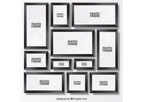 黑色摄影相框收藏集_826161