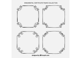 证书相框收藏与复古装饰品_2423921