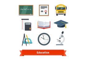 教育平面图标集_1310873