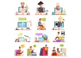 在线学习视频培训支持正式学院课程资格文凭_6845870