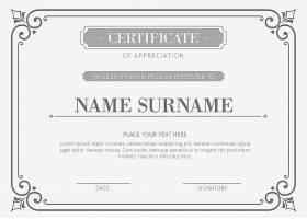 装饰性年份证书模板_327878002