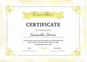 装饰证书模板_310391202