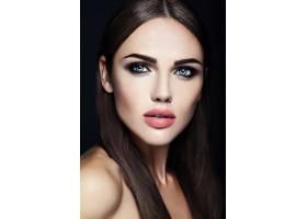 美女模特的感官魅力写真清新的日常妆容_6766650