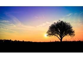 户外天空美丽的心灵幻想_108985701