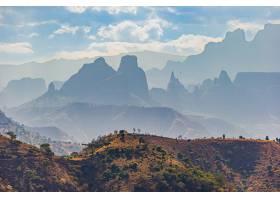 埃塞俄比亚阿姆哈拉西米恩山国家公园风景照_1323554701