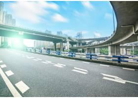 城市景观与高速公路_88127201