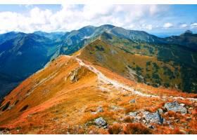 奇幻多彩的自然景观喀尔巴西亚_125395101