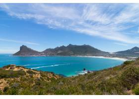 南非捕获的海边查普曼山峰_965534801