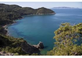 卡拉格兰德附近海岸的美丽照片_1285842501