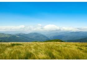 乌克兰喀尔巴底山脉的壮丽风景_808562101