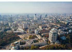 乌克兰首都基辅鸟瞰_677962501