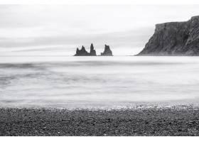 从冰岛维克的雷尼斯菲亚拉海滩拍摄_1321078501