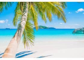 美丽的旅行海滩天空沙子_1088928