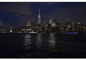 美国自由州立公园运动衫的美丽景色夜晚天_9852443