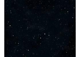 繁星点点的夜空_7061153