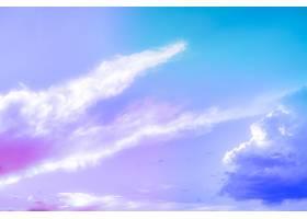 绚丽多彩的艺术天空令人惊叹_13096998