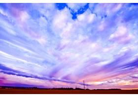 美丽多彩的天空景观_1253970