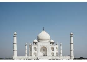 泰姬陵印度的豪华建筑_4695532