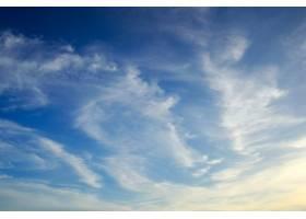 夕阳西下的天空_1189799