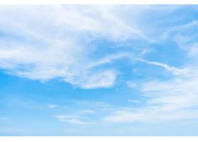 天空背景上的白云_3982210