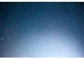 充满活力的夜空有星星星云和星系_10181161