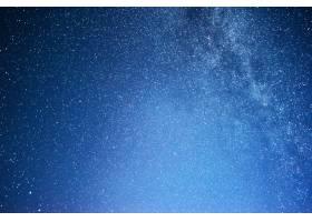 充满活力的夜空有星星星云和星系_10181192