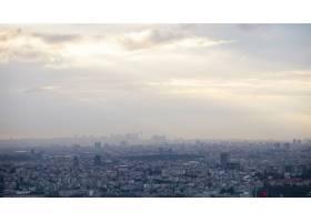 伊斯坦布尔的景色多云的天气多个低矮的和_11706219